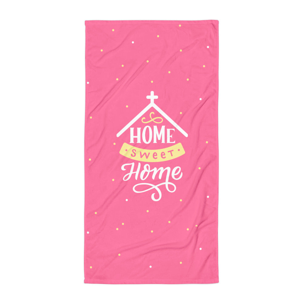Home Sweet Home - Towel