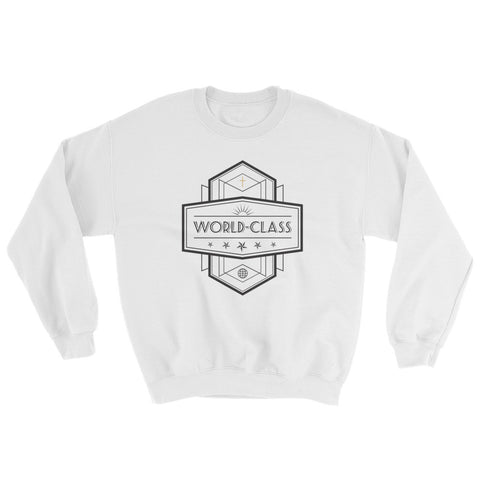Men's Sweatshirt - World Class - Black
