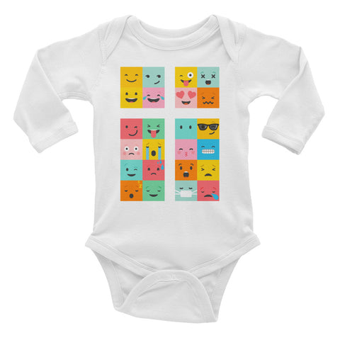 Expression of Worship - Infant Long Sleeve Bodysuit