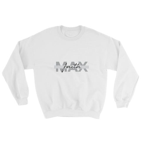 Men's Sweatshirt - Max Faith - Grey