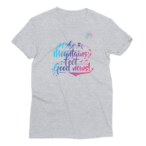 Women's Short Sleeve T-Shirt - Good News