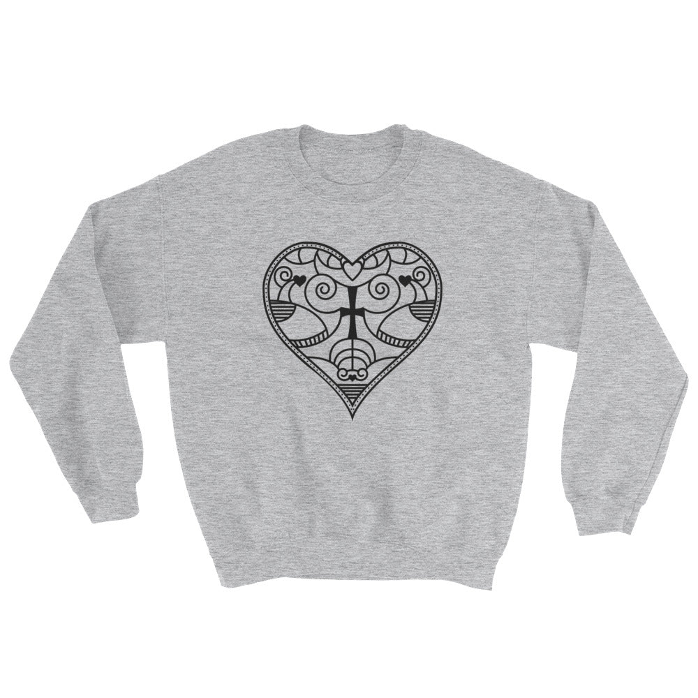 Men's Sweatshirt - King of My Heart