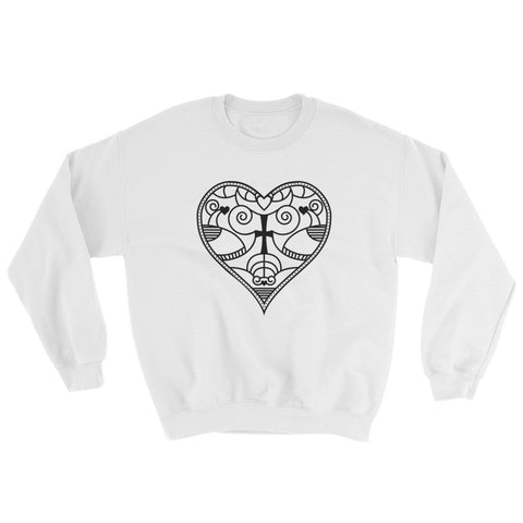 Women's Sweatshirt - King of My Heart