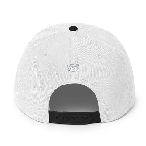 Snapback Hat - Lion and Lamb