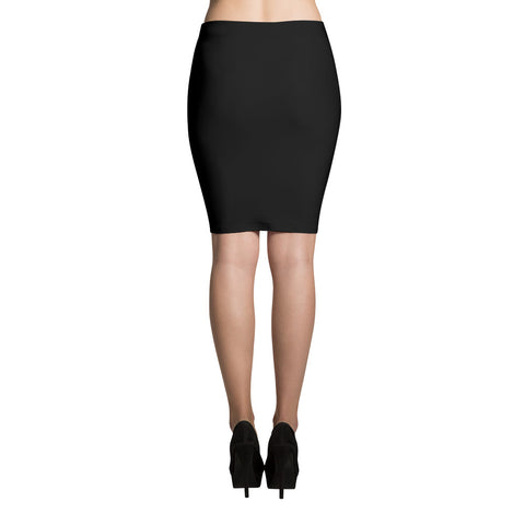 Elevate to God - Pencil Skirt