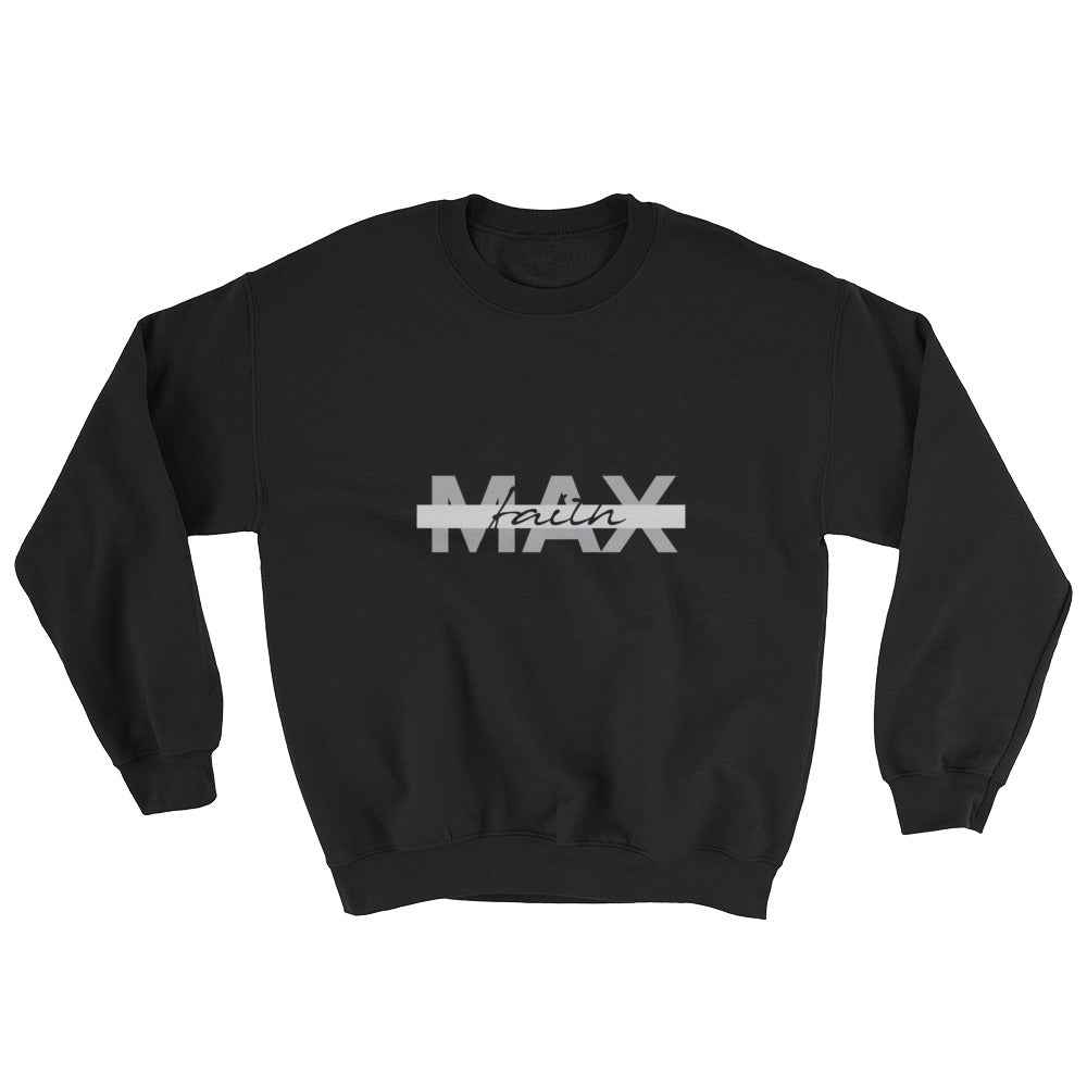 Women's Sweatshirt - Max Faith - Grey