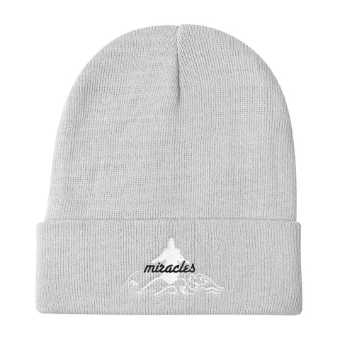 Knit Beanie - Miracles