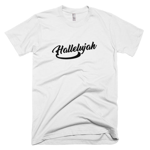 Hallelujah - Men's Short-Sleeve T-Shirt
