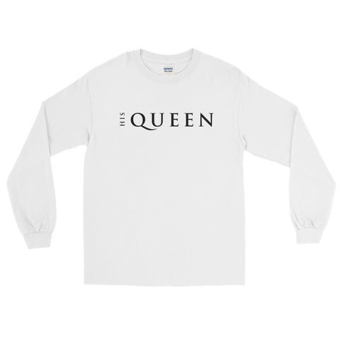 Women's Long Sleeve T-Shirt - The Queen