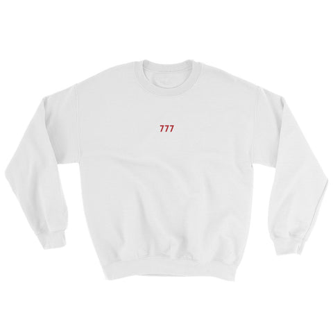 Men's Sweatshirt - 777 - White