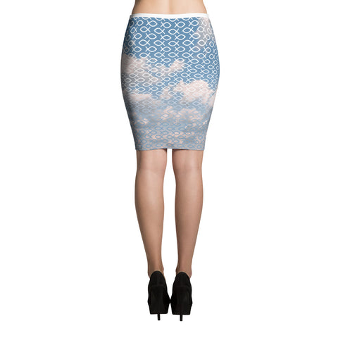 Plenty of Fish - Pencil Skirt