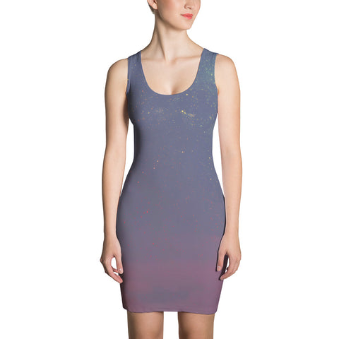 Sublimation Cut & Sew Dress - Big Bang
