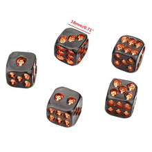 Platinum Edition Skull Dice Game