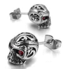 Dramatic Stainless Steel Earrings