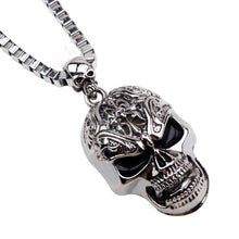 C77 Edition Skull Pendant Necklace