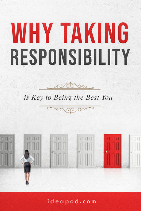 Take Responsibility for Your Life eBook