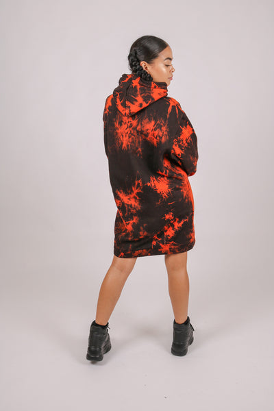 Style And Comfort – It's A Lifestyle 'Oversized Tie-die Jumper'