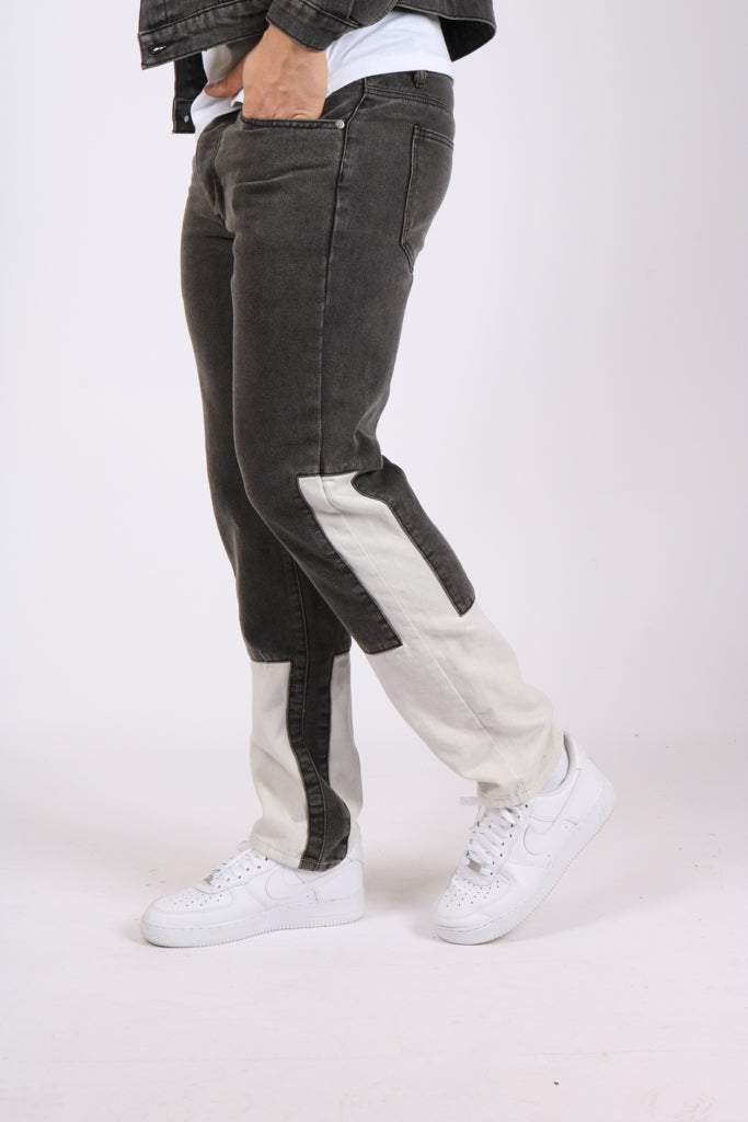 The Wait Is Over 'Blue Check Pleated Skirt'