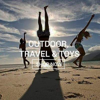 Outdoor, Travel & Toys