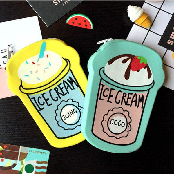 Fashion Cute Ice-cream Mini Purse - HIPSTERR