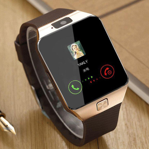 Cutting-edge Bluetooth SmartWatch Touch Screen with Camera for Android Devices - HIPSTERR