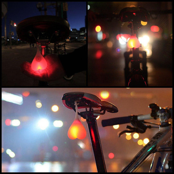 Silicon Light Bike Balls - HIPSTERR