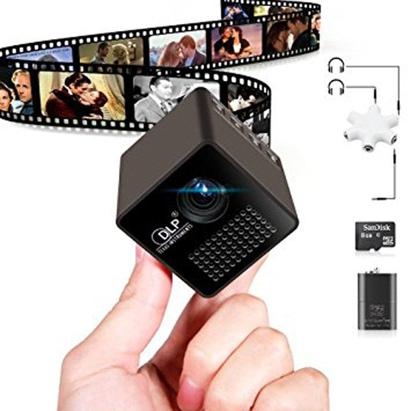 Mini Pocket Projector [FREE SHIPPING]