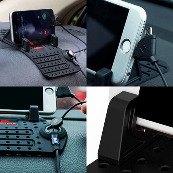 Car Charging Stand Cradle Magnetic Absorption For All Phones - HIPSTERR