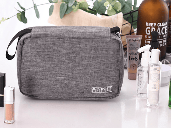 Waterproof Travel Wash Bag With Hook For Men & Women