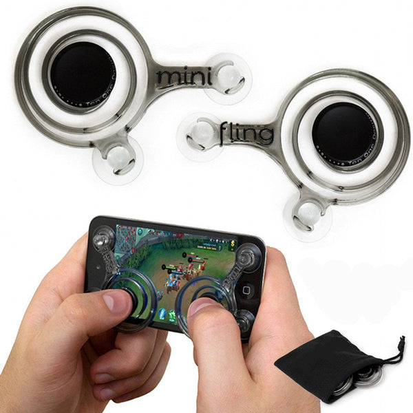 Mobile Game Controller Joystick for All Devices (One pair) - HIPSTERR