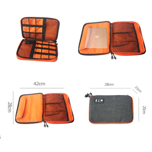 Digital Storage Bag for tablets & phones accessories - HIPSTERR