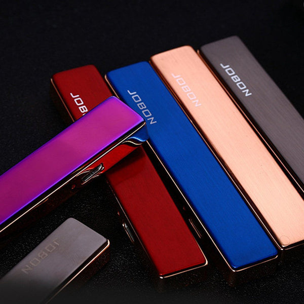 Premium Ultra-Thin USB Rechargeable Lighter - HIPSTERR