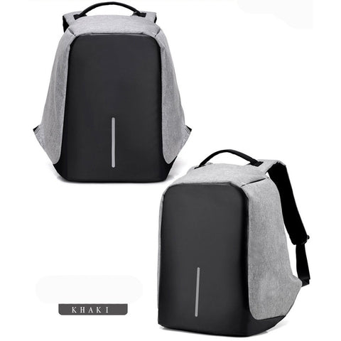 Anti-Theft Security Travel Backpack with Multi-function - HIPSTERR