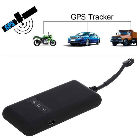 Mini REAL-TIME Vehicle GPS Tracker