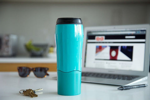 ORNEE™ Travel Mug - Anti Fall Non Spill Tumbler