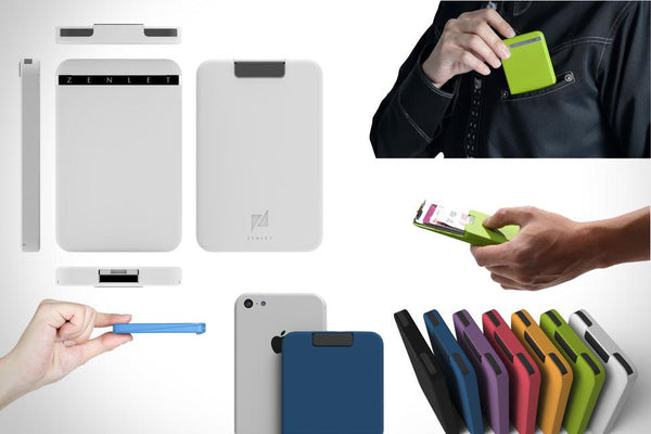 The Minimalist & Ingenious Wallet with RFID-Blocking