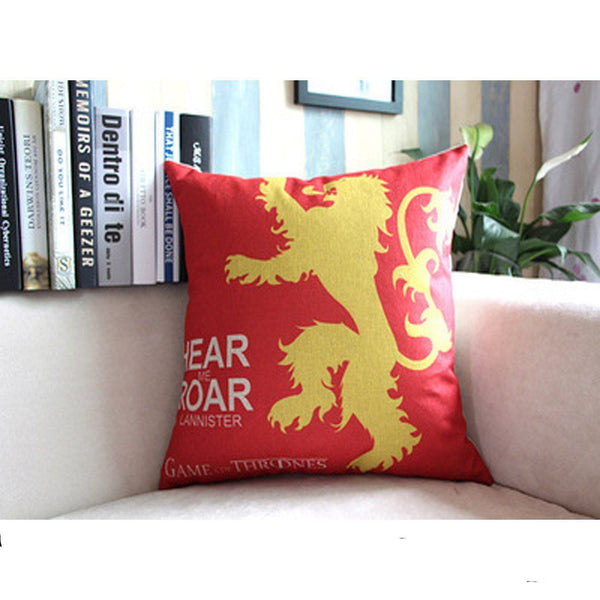 Ultimate GOT Cushion Covers - HIPSTERR