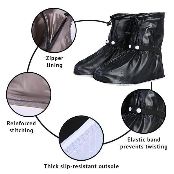 Reusable Waterproof Shoes Covers