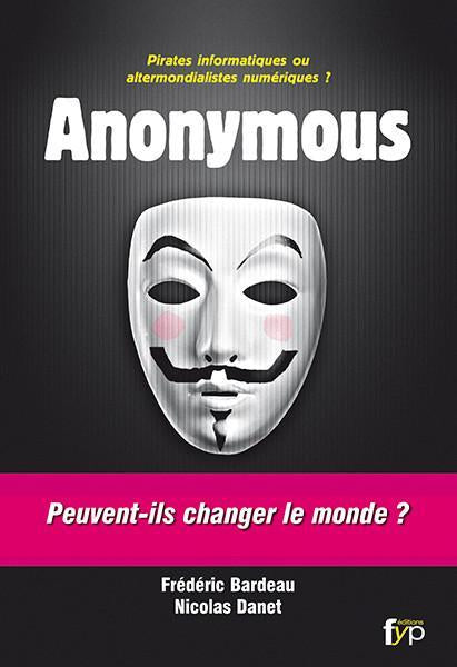 Anonymous - fypeditions