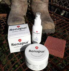 Renapur Boots Cleaning Products