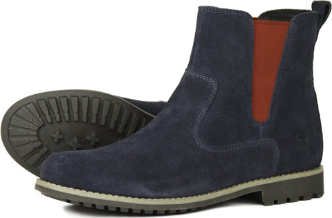 Cotswold Suede Boots