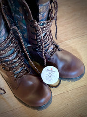 stagbeetle boots and renapur leather balsam