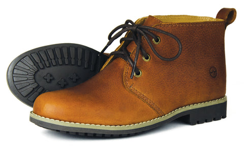 Stanton Lace-up Boots