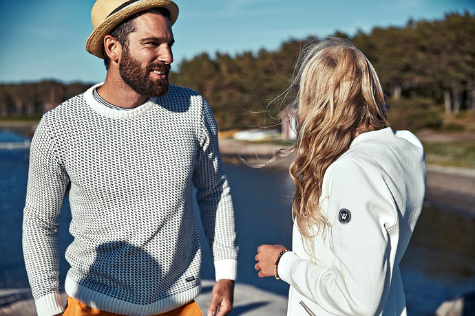 Holebrook Sweden Eino Crew Neck Jumper