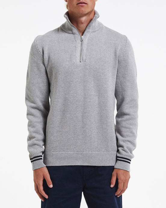 Holebrook Sweden Odin T-Neck Jumper