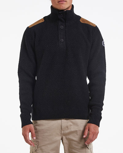 Holebrook Sweden Joar T-Neck Windproof Jumper
