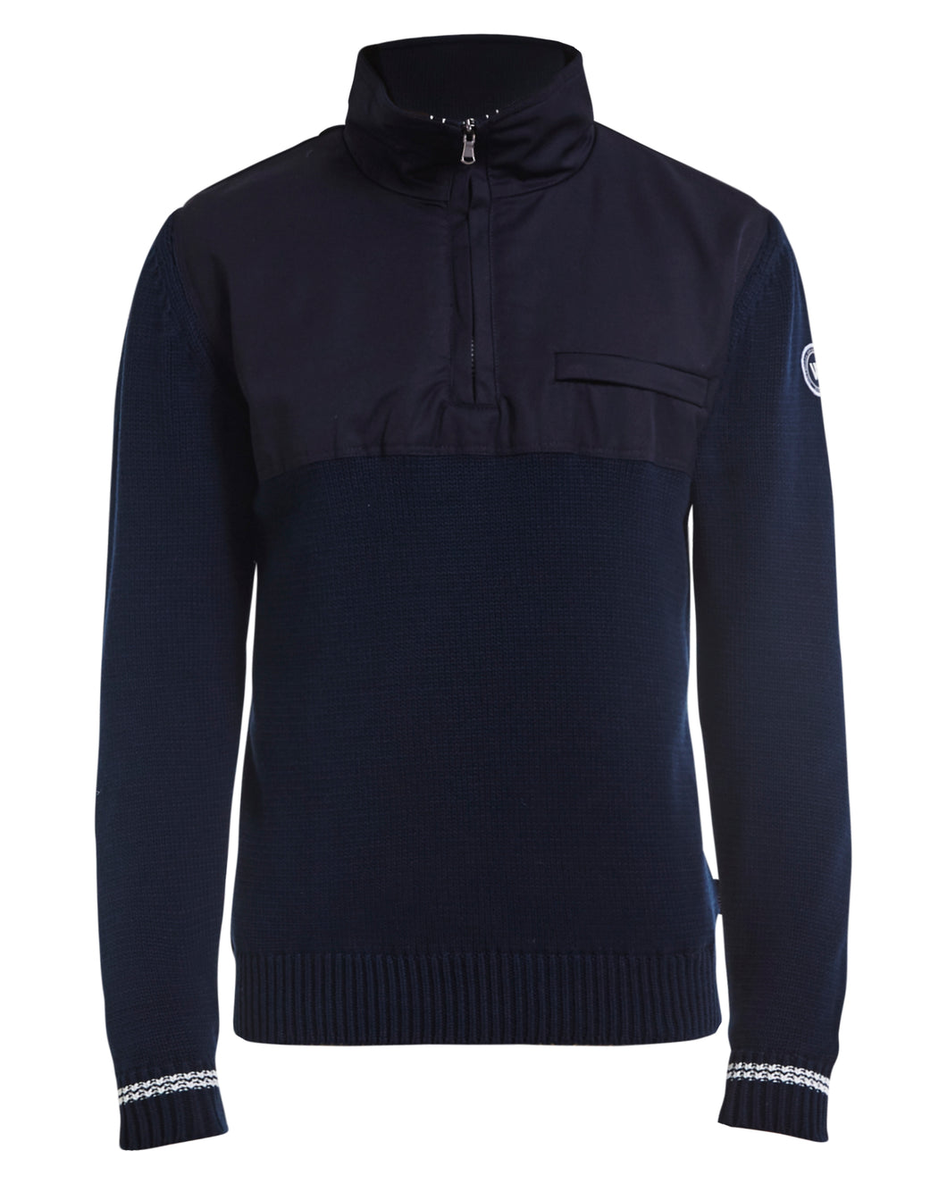 Holebrook Sweden Hubert T-neck Windproof Jumper