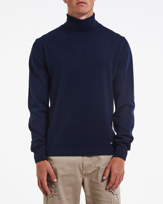 Holebrook Sweden Aleksander Rollneck Jumper