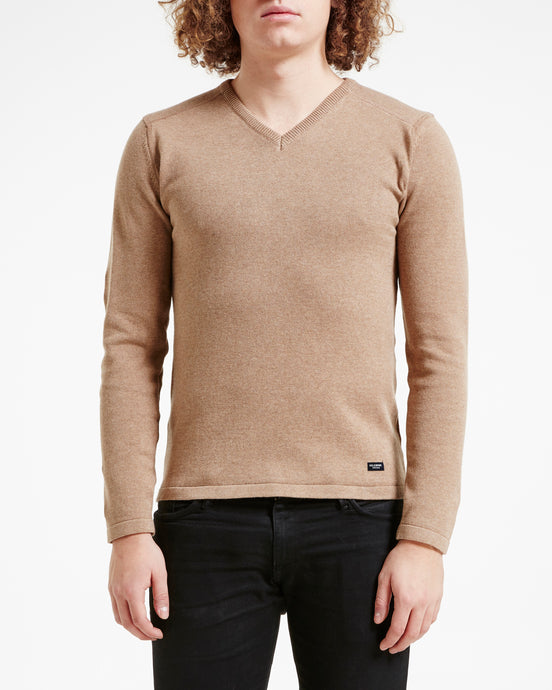 Holebrook Sweden Oliver V-Neck Jumper