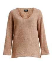 Holebrook Sweden Chloe V-Neck Mohair Jumper